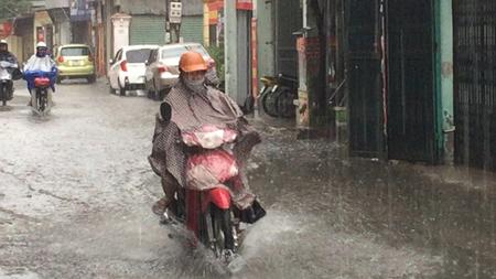 Những ngày tới, các tỉnh Bắc bộ và bắc Trung bộ sẽ có đợt mưa to đến rất to.