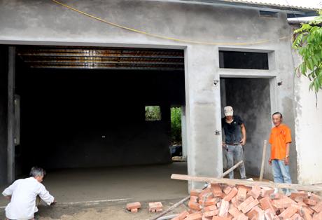 6 tháng đầu năm, đã có 574 nhà người có công trên địa bàn tỉnh Yên Bái hoàn thành việc xây mới và sửa chữa.
