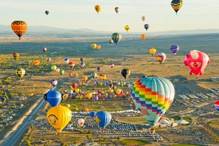 Lễ hội khinh khí cầu QuickChek