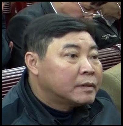 Đồng chí Đặng Phúc Tài - Phó Bí thư Thường trực Đảng ủy xã Nậm Mười.