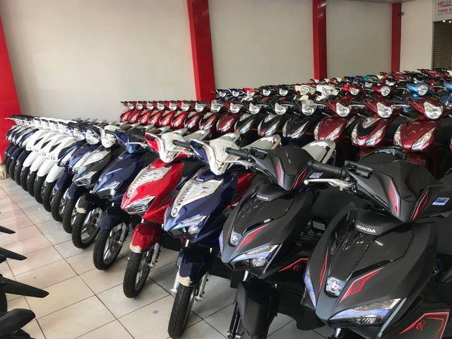 Tháng 7, nhiều xe máy hot chạm đáy giá thấp nhất trong năm.
