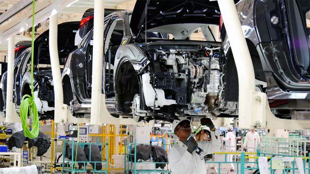 Công nghiệp ô tô VN liệu có cơ hội khi công nghiệp hỗ trợ èo uột? (ảnh minh họa)
