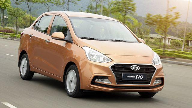Hyundai Grand i10 là chiếc xe thành công nhất thị trường chỉ đứng sau Toyota Vios.