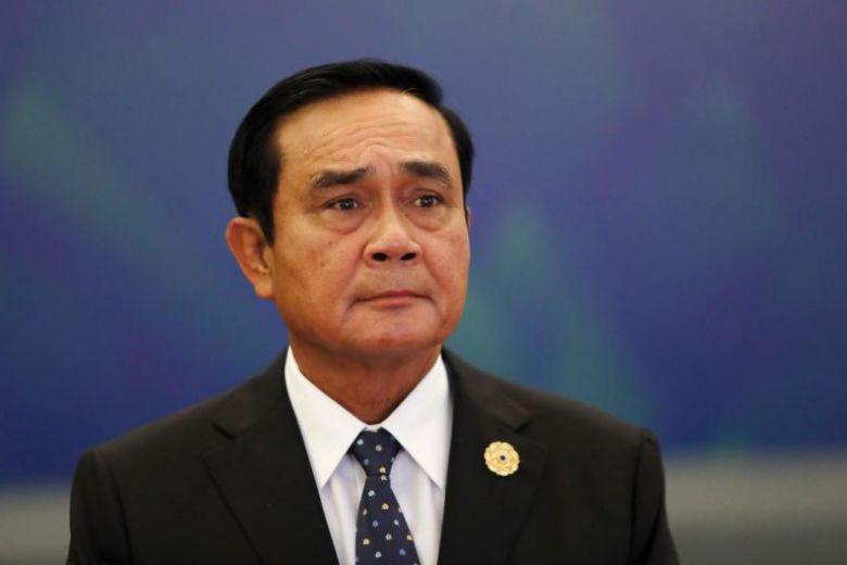 Thủ tướng Thái Lan Prayut Chan-o-cha.