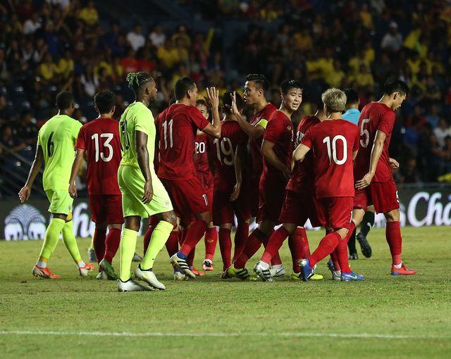 Đội tuyển Việt Nam hiện đã sẵn sàng cho vòng loại World Cup.