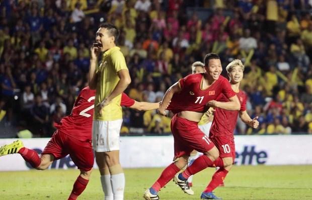 Đội tuyển bóng đá Việt Nam bắt đầu vòng loại World Cup 2022 bằng trận gặp Thái Lan.