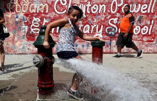 Các thành phố Bờ Tây của Mỹ sẽ trải qua đợt nắng nóng đỉnh điểm.