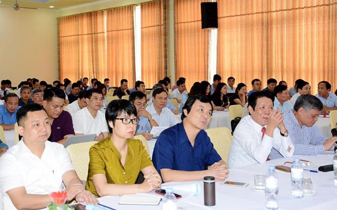 Lớp tập huấn giúp phóng viên vững vàng khi tác nghiệp về công tác tổ chức xây dựng Đảng.