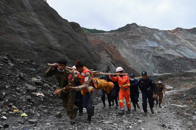 Vụ sập hầm mỏ sáng ngày 2/7 cướp đi sinh mạng của ít nhất 174 người.