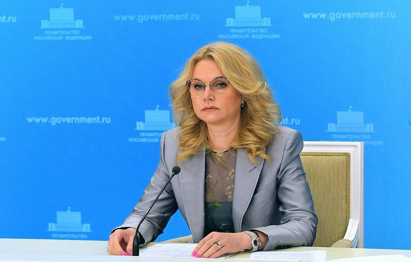Phó Thủ tướng Nga Tachiana Golikova