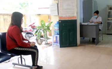 Các trường hợp từ thành phố Đà Nẵng về tỉnh từ ngày 13/7/2020 được theo dõi sức khoẻ thường xuyên.