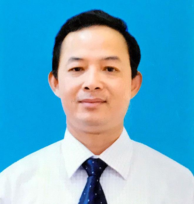 Đồng chí Hà Ngọc Văn - Ủy viên Ban Chấp hành Đảng bộ tỉnh, Bí thư Đảng ủy, Giám đốc Sở Thông tin và Truyền thông