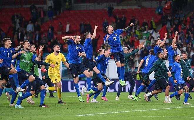 Italia đang có hành trình vào chung kết EURO 2020 đầy cảm xúc