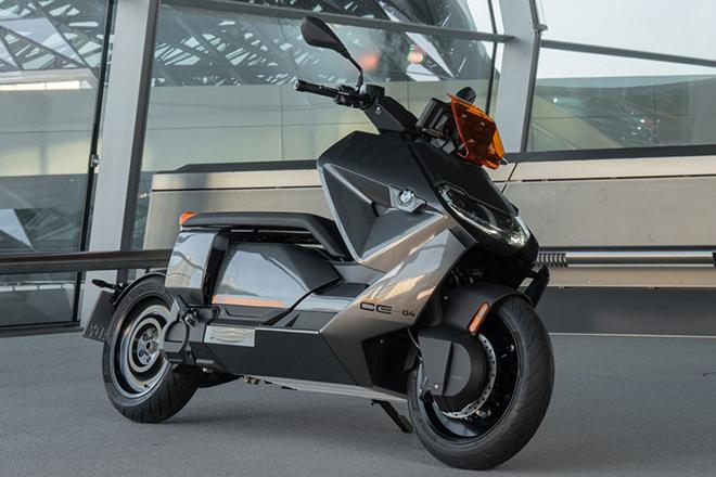 Dự kiến, BMW CE 04 2022 được bán ra tại Mỹ vào quý I/2022.