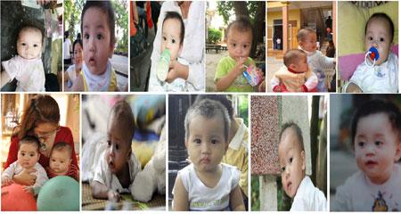 Công an Long Biên cho biết, đã làm rõ nhân thân 11 cháu bé đã đi khỏi chùa, được cho là mất tích.