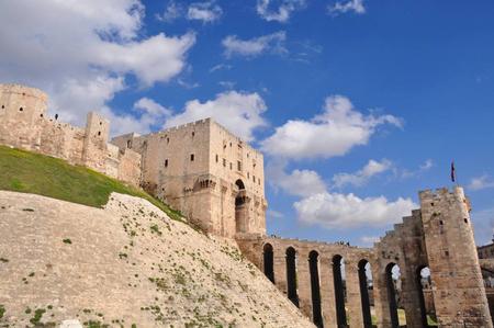 Thành cổ Aleppo, Syria. (Ảnh: UNESCO World Heritage Center)
