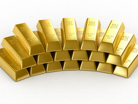 Sản xuất vàng miếng, xuất nhập khẩu vàng nguyên liệu để sản xuất vàng miếng là hoạt động thương mại độc quyền nhà nước - Ảnh minh họa.