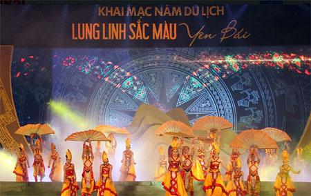 Ngành VHTTDL giữ vai trò chủ đạo trong phát triển du lịch tỉnh Yên Bái.