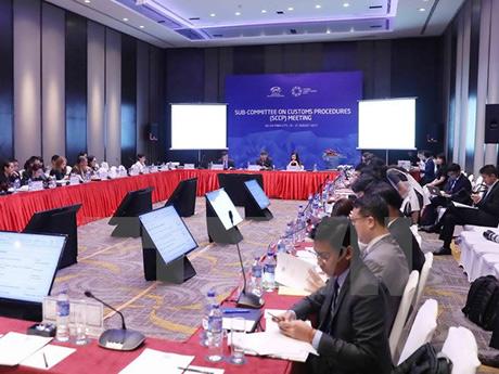 Cuộc họp Tiểu ban về thủ tục hải quan (SCCP).