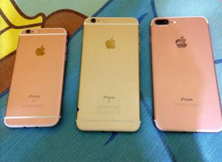 Những chiếc Iphone trị giá hàng chục triệu đồng là mục tiêu chiếm đoạt của bị cáo Nguyễn Văn Ngọc. (Ảnh minh họa)