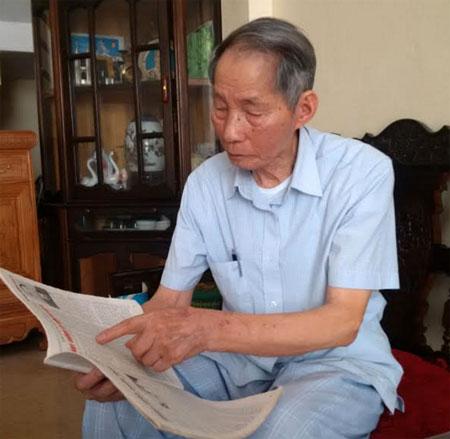 Những kỷ niệm về Bác luôn in đậm trong tâm trí Nhà giáo Ưu tú Nguyễn Thanh Đàm.