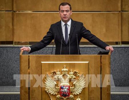 Ngày 6/8, Thủ tướng Nga Dmitry Medvedev nhấn mạnh Nga không phải là bên khởi xướng chiến dịch trừng phạt, áp đặt các biện pháp hạn chế kinh tế hay trục xuất các nhà ngoại giao.