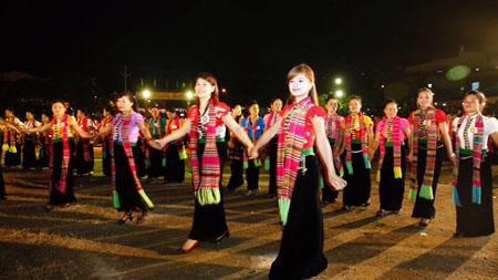 Tuần Văn hóa - Du lịch Mường Lò sẽ được tổ chức với nhiều nội dung đặc sắc