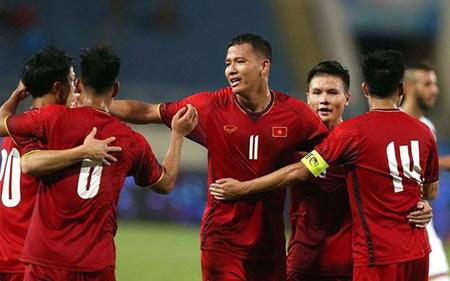 Olympic Việt Nam tích cực luyện tập cho trận đấu ra quân tại ASIAD 2018.
