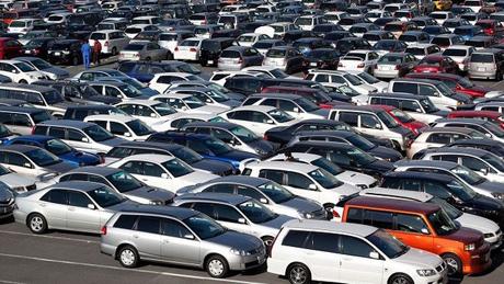 Trong khi mặt hàng ôtô nguyên chiếc đăng ký mở tờ khai hải quan tăng vọt thì nhóm mặt hàng linh kiện, phụ tùng ôtô lại giảm đến 18% so với tuần liền trước.