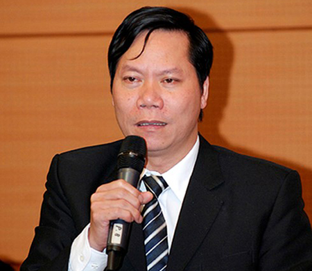 Ông Trương Qúy Dương - nguyên Giám đốc Bệnh viện đa khoa tỉnh Hòa Bình.