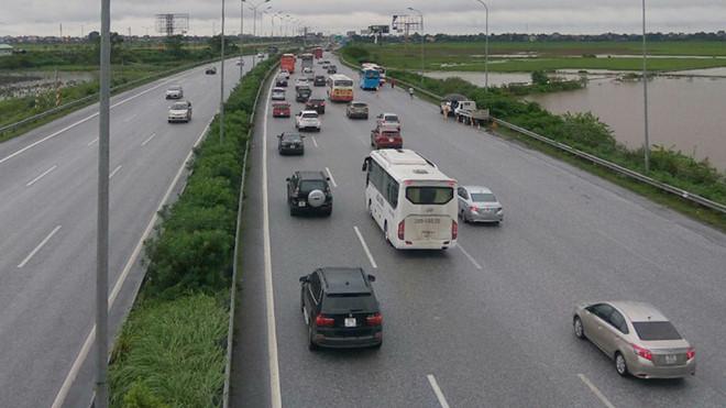 Dự án Cầu Giẽ - Ninh Bình, đoạn tuyến cao tốc