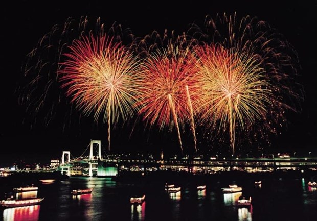 Nhật Bản điều chỉnh lịch nhiều lễ hội pháo hoa để dồn lực cho Olympic 2020.