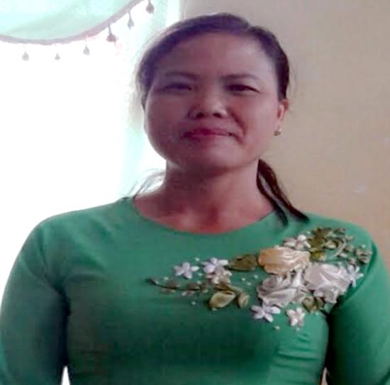 Cô giáo Hà Thị Tơ.