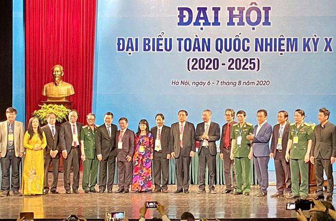 Ra mắt Ban Chấp hành Hội Nhạc sĩ Việt Nam nhiệm kỳ 2020-2025.