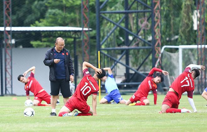Huấn luyện viên Park Hang-seo triệu tập 36 cầu thủ ở đợt hội quân giữa tháng Tám này.