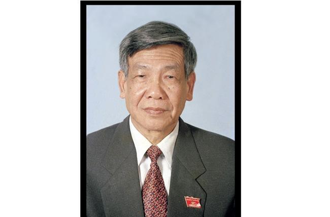 Nguyên Tổng Bí thư Lê Khả Phiêu