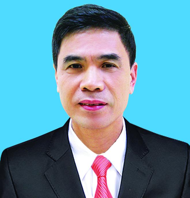 Ông Vũ Vinh Quang - Giám đốc Sở Công Thương.