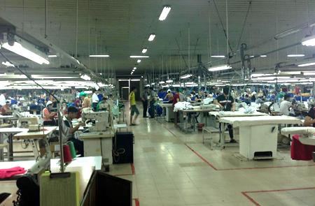 Công ty TNHH một thành viên Chiến Thắng Nghĩa Lộ tạo việc làm ổn định cho 315 lao động.