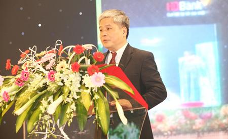 Nguyên Phó Thống đốc Ngân hàng Đặng Thanh Bình.