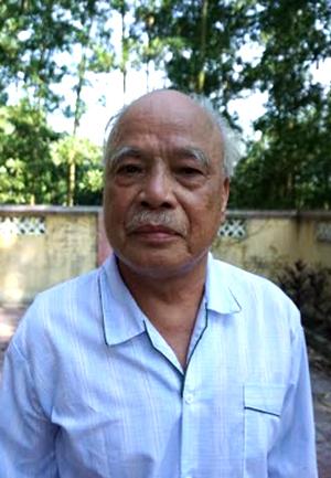Trung tá Vũ Văn Tính trong đời thường vẫn hết sức giản dị, chân tình và luôn tâm nguyện được góp ích cho đời.
