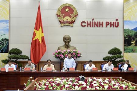 Hình ảnh tại Phiên họp toàn thể lần thứ 9 của Ủy ban Quốc gia APEC 2017.