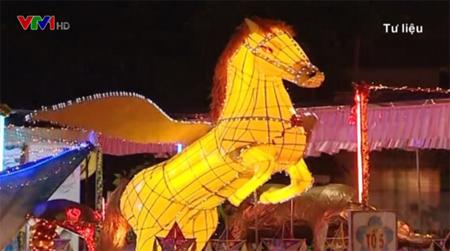 Lễ hội Thành Tuyên diễn ra đúng dịp tỉnh Tuyên Quang tổ chức Ngày hội văn hóa dân tộc Dao.