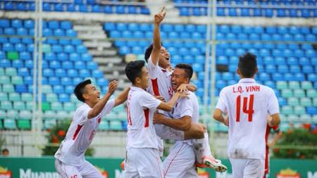 U19 Viet Nam vs U19 Thai Lan VTV đã có bản quyền phát sóng các trận đấu của U19 Việt Nam tại VCK U19 châu Á.