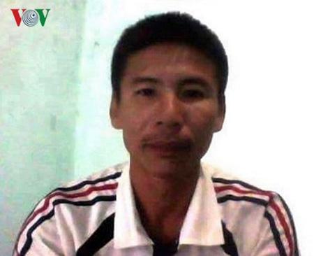 Nguyễn Trung Trực bị tòa tuyên án 12 năm tù giam.