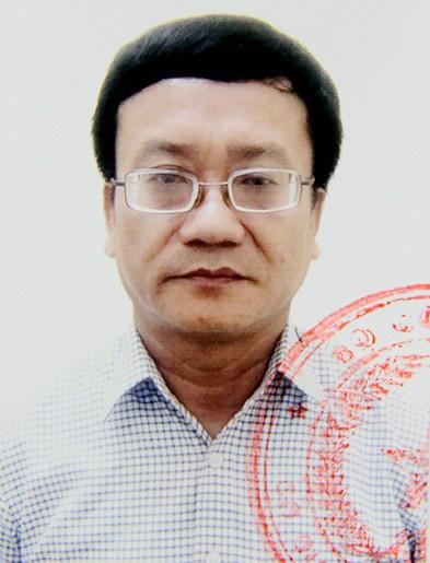 Bị can Nguyễn Quang Vinh.