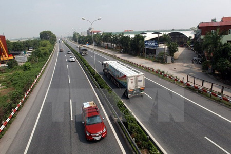 """Đoạn tuyến cao tốc Bắc-Nam """"ngốn"""" gần 120.000 tỷ đồng cơ bản được thông xe toàn tuyến vào năm 2021."""