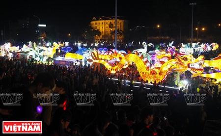 Lễ hội thành Tuyên năm 2017.