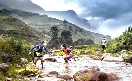 Vietnam Mountain Marathon năm 2018 sẽ có sự tham gia của nhiều nhà vô địch các giải chạy đường trường lớn trên thế giới.