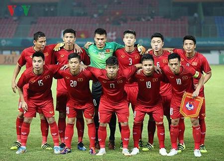 ĐT Việt Nam giữ vững ngôi đầu Đông Nam Á trên BXH FIFA