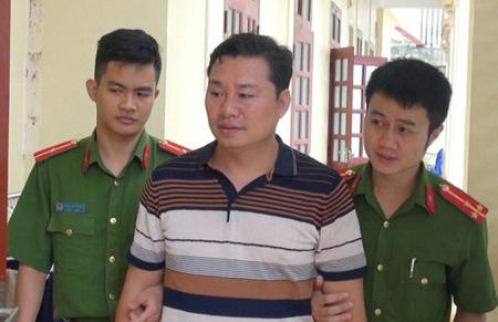 Lâm Tài Thế là đối tượng cầm đầu đường dây đánh bạc.